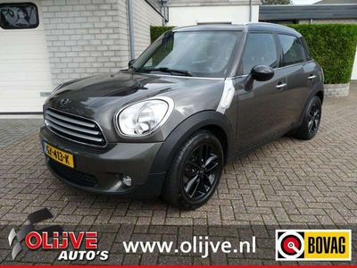 tweedehands Mini Countryman Salt 1.6 Panoramadak l Garantie