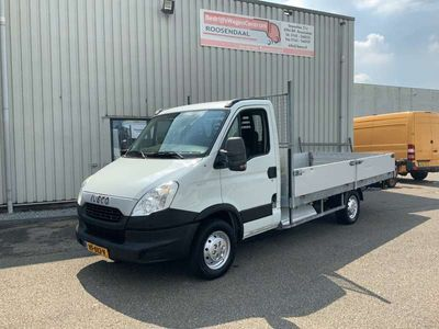 tweedehands Iveco Daily 35 S 17 375 Pick Up Airco ,Cruise ,Trekhaak 3500 k