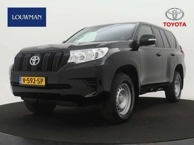 tweedehands Toyota Land Cruiser 2.8 D-4D-F Comfort Window Van 5 Deurs