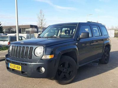 tweedehands Jeep Patriot 4X4 2.0 CRD Sport || Export