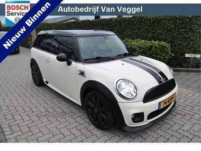 tweedehands Mini Cooper D Clubman 1.6 Chili john works pakket, cruise, clima, LED, lichtmetaal