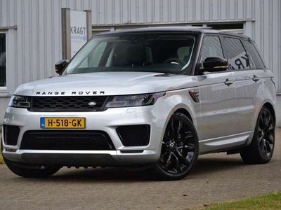 "tweedehands Land Rover Range Rover Sport 3.0 P400 MHEV HST - Carbon Pakket - 22"" L.M. - Pan"