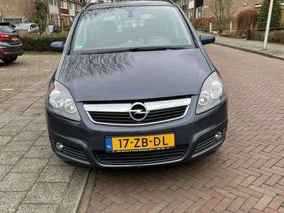tweedehands Opel Zafira 1.6 Temptation APK 04/2022 5 deurs