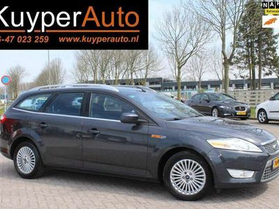 tweedehands Ford Mondeo Wagon 2.0 SCTi Limited automaat navi clima lm
