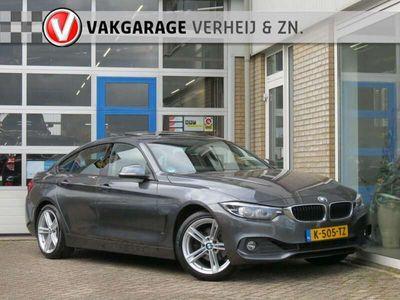 tweedehands BMW 420 Gran Coupé 420i High Executive Navi|Automaat|Schui