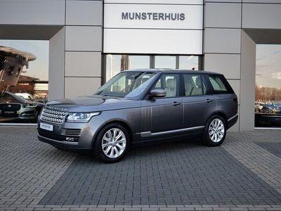 tweedehands Land Rover Range Rover 3.0 TDV6 Vogue 259pk 4WD Aut. | Approved | Massage Stoelen | Adaptive Cruise | Soft Close | voorstoelen en achterbank verwarmd | voorstoelen gekoeld |