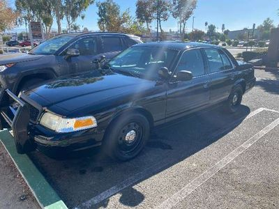 tweedehands Ford Crown Victoria Police Interceptor