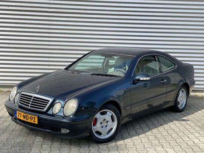 tweedehands Mercedes 230 CLK-Klasse CoupéK. Avantgarde Apk (26-05-2021) *INRUIL MOGELIJK*