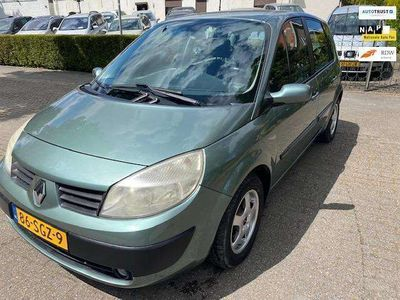 tweedehands Renault Scénic 1.6-16V Expression Luxe AIRCO KM 199734 MAT NAP