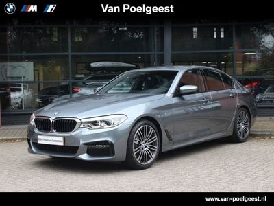 tweedehands BMW 520 5 Serie Sedan i High Executive M Sport Shadow Automaat Driving Assistant