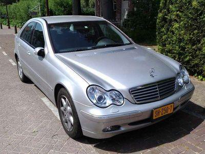 tweedehands Mercedes C240 4Matic Elegance