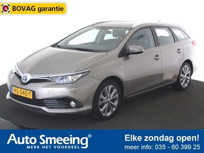 tweedehands Toyota Auris Touring Sports | 1.8 Hybrid Aspiration | Navigatie | Camera [Elke Zondag Open]