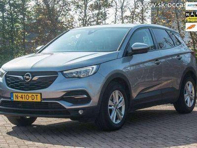 tweedehands Opel Grandland X 1.2 Turbo Business 40.063km NAVI PDC Aplle Car Pla