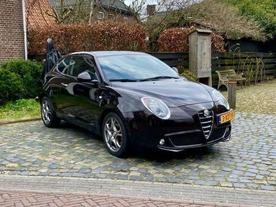 tweedehands Alfa Romeo MiTo 1.3 JTDm Esclusivo-Nero Etna-17LM-Leder-Navi-BT