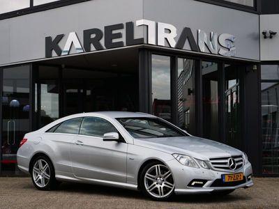 tweedehands Mercedes E350 E-KLASSE CoupéCDI Avantgarde | slechts 95.000km | AMG pakket | xenon | navi