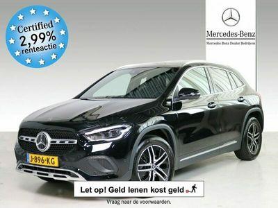 tweedehands Mercedes GLA200 Business Solution Luxury Plus Automaat