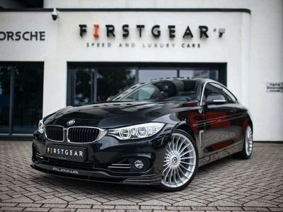 tweedehands Alpina B4 BITURBO *Schuifdak / Harman&Kardon / Akrapovic*