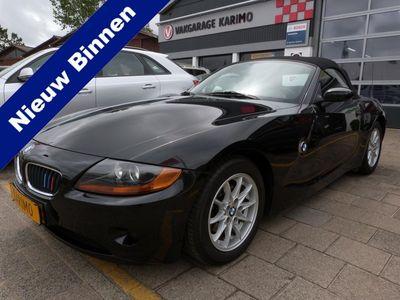 tweedehands BMW Z4 Roadster 2.0i S Zeer nette staat. kap nieuw