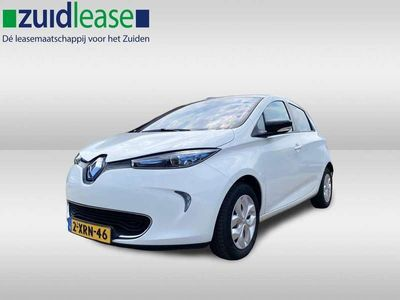 tweedehands Renault Zoe Q210 Life Quickcharge 22 kWh 2000 euro subsidie -