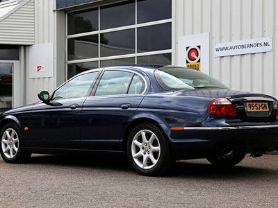 tweedehands Jaguar S-Type 2.7D V6 iDition Automaat*NL-Auto*Perfect Onderh.*A