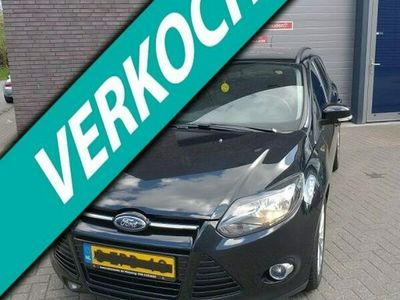 tweedehands Ford Focus Wagon 1.0 EcoBoost Edition Plus