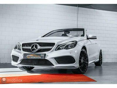 tweedehands Mercedes 200 E-klasse CabrioAMG AUT. PARELMOER N.A.P MASSAGE CRUISE NAVI STOE