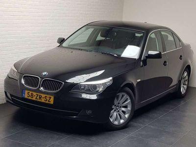 tweedehands BMW 530 5 Serie i 1e Eig Leer Sportint Navi Trekhaak Nap