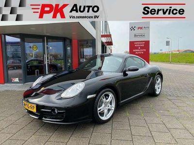 tweedehands Porsche Cayman 2.7 Tiptronic Nederlandse Auto 175950 km Dealeronderhouden