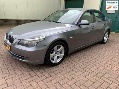tweedehands BMW 550 550 i E60 2010in topconditie, 1ste eigenaar!