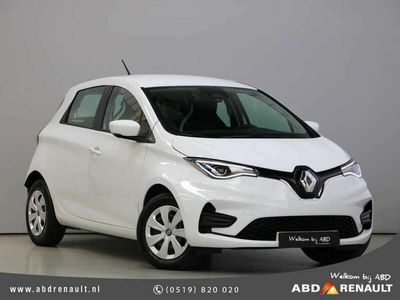 tweedehands Renault Zoe R110 Life 50   Batterijhuur   Tot € 2.000,- Subsid