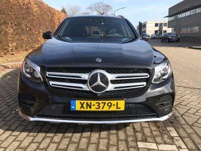 tweedehands Mercedes GLC250 4Matic| AMG | DISTR+ | Pano | Comand | Airmatic