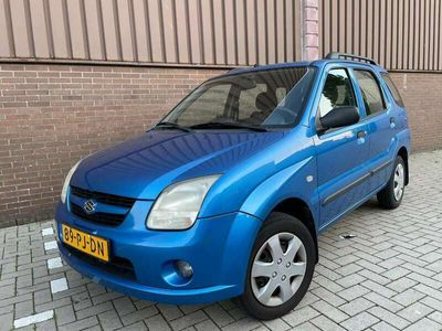tweedehands Suzuki Ignis 1.3-16V GLS 5drs 118.000km Nieuwe APK NAP 2004