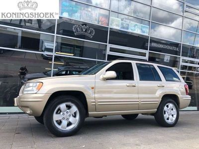tweedehands Jeep Grand Cherokee 4.7i V8 Limited 4x4 Youngtimer