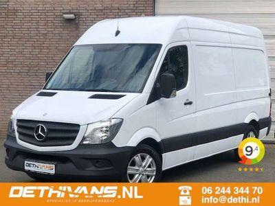 tweedehands Mercedes Sprinter 313CDI 130PK L2H2 Airco 59.000KM Nieuwstaat