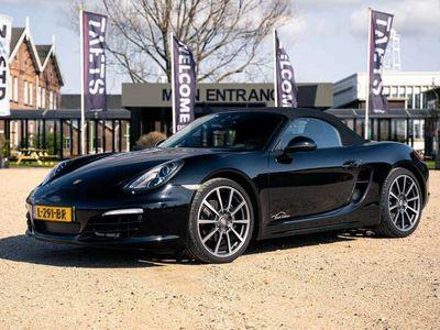 tweedehands Porsche Boxster 2.7 PDK Black Ed.