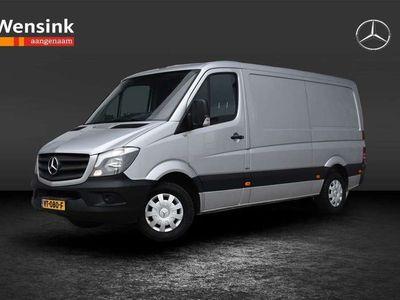 tweedehands Mercedes Sprinter 313 CDI 130 PK L2 H1 GB EU5 | Airco, Trekhaak, Cru