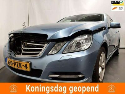tweedehands Mercedes E350 CDI Elegance Export Schade