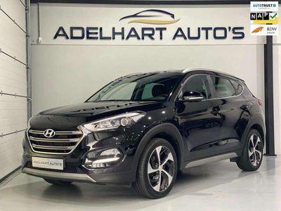 tweedehands Hyundai Tucson 1.6 T-GDi Premium 177 PK / Navigatie Full map / Ca
