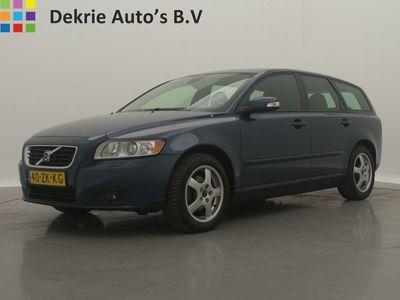 tweedehands Volvo V50 1.6D Edition I / AIRCO-ECC / CRUISE CTR. / *APK TO