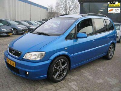 tweedehands Opel Zafira 2.0-16V OPC 141KW 7PERS APK-9-4-2022
