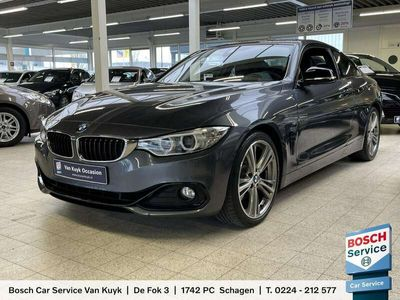 tweedehands BMW 428 428 Coupé i High Executive AUTOMAAT / SPORTLINE / X