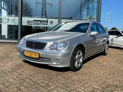 tweedehands Mercedes C240 240 Elegance