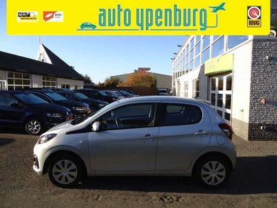 tweedehands Peugeot 108 1.0 VTi Allure Automaat * 55.888 Km * Airco *