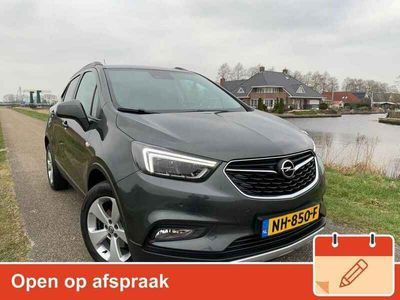 tweedehands Opel Mokka X 1.6 CDTI Business+ Navi/Trekhaak/Lane-assist/Sportstoelen Nieuw Model!