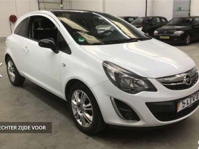 tweedehands Opel Corsa 1.2 EcoF. CL.Ed. LPG