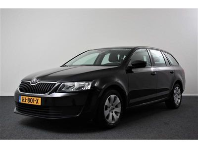 tweedehands Skoda Octavia Combi 1.2 TSi 77 kW Greentech Active (Navi/BlueToo th)