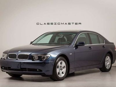 tweedehands BMW 745 745 i Btw auto, Fiscale waarde € 5.000,-