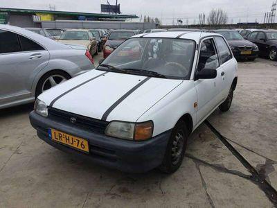 tweedehands Toyota Starlet 1.3i
