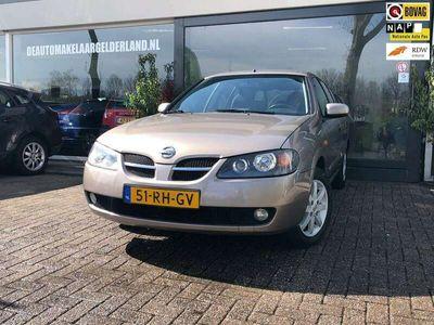 tweedehands Nissan Almera 1.5 Acenta Nw Apk/Airco/Elec Ramen/Lmv