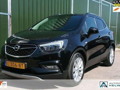 tweedehands Opel Mokka X 1.4 Turbo Black Edition, NAVI, CLIMA, CAMERA, WINT